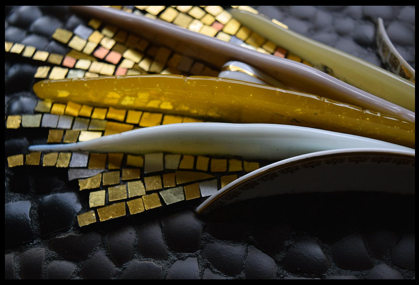 Paon d'Or - détail